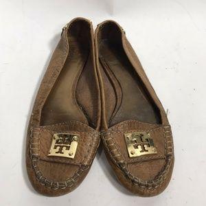 Tory Burch Loafers Flats Moccasins Sz 7.5